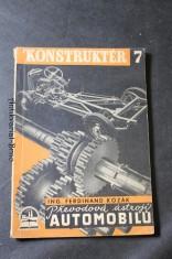 náhled knihy - Převodová ústrojí automobilu : spojky, převodové skříně, spojovací hřídel a klouby, stálá redukce a diferenciál