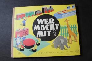 náhled knihy - Wer Macht Mit?