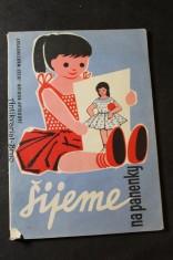 náhled knihy - Šijeme na panenky