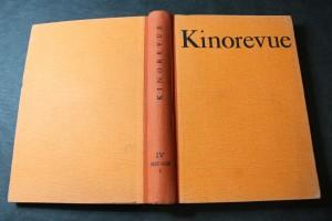 náhled knihy - Kinorevue (ilustrovaný filmový týdeník), Ročník VII. (1940-1941), první pololetí. Číslo 1-26