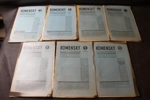 náhled knihy - Komenský, časopis pedagogický, Ročník LXIV., Číslo 3 - listopad 1936, Číslo 4 - prosinec 1936, číslo 6 - únor 1937, Číslo 7 - březen 1937, Číslo 8 - duben 1937, Číslo 9 - květen 1937, Číslo 10 - červen 1937