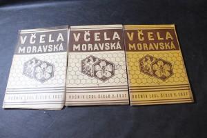 náhled knihy - Včela Moravská, Ročník LXXI. (71), Číslo 1 - leden 1937, Číslo 2 - únor 1937, Číslo 9 - září 1937