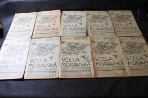 náhled knihy - Včela Moravská, Ročník 70, Číslo: 1, 2, 3, 4, 5, 6, 7-8, 9, 10, 11a