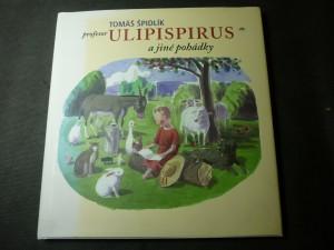 náhled knihy - Profesor Ulipispirus a jiné pohádky