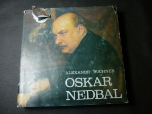 náhled knihy - Oskar Nedbal