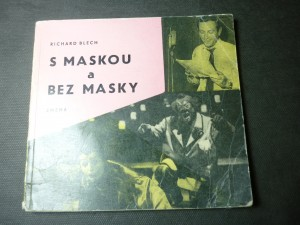 náhled knihy - S maskou a bez masky : Profily a rozhovory s našimi hercami