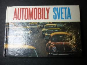 náhled knihy - Automobily sveta
