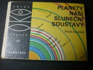 náhled knihy - Planety naší sluněční soustavy : pro čtenáře od 12 let