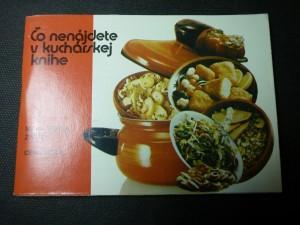 náhled knihy - Čo nenájdete v kuchárskej knihe