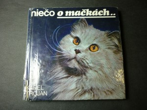 náhled knihy - Niečo o mačkách-