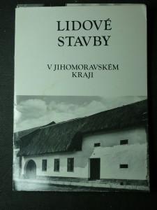 náhled knihy - lidové stavby v jihomoravském kraji