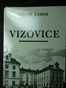 náhled knihy - státní zámek Vizovice