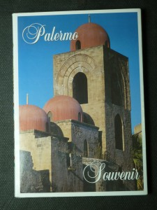 náhled knihy - Palermo Souvenir - - soubor pohlednic