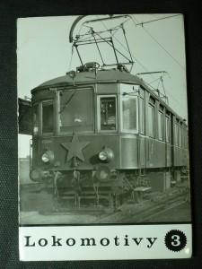 náhled knihy - lokomotivy 3 - soubor pohlednic