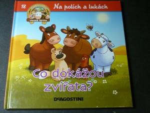 náhled knihy - Co dokážou zvířata?