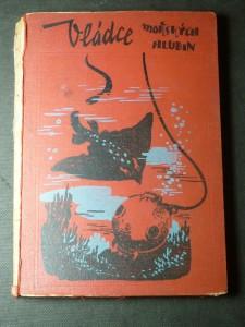 náhled knihy - Vládce mořských hlubin : dobrodružný román