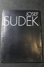 náhled knihy - Josef Sudek : souborná výstava fotografického díla : od 9.4. do 16.5. 197
