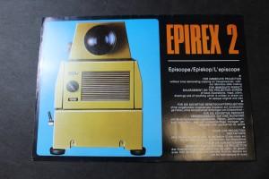 náhled knihy - Epirex 2, Episcope