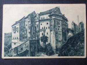 náhled knihy - Hrad Pernstýn (Krásy Moravy a Slovenska)