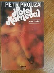 náhled knihy - Hotel Karneval