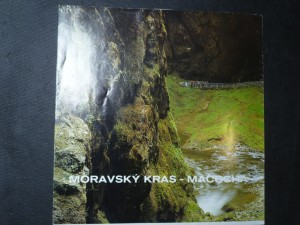náhled knihy - Moravský kras - Macocha