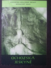 náhled knihy - Ochozská jeskyně (CHKO Moravský kras)