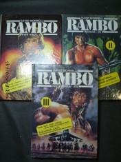 náhled knihy - Rambo I., II., III
