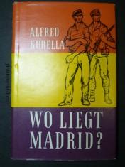 náhled knihy - Wo liegt Madrid?