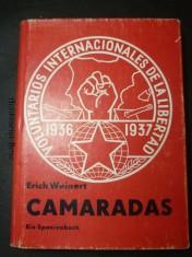 náhled knihy - Camaradas. Ein Spanienbuch