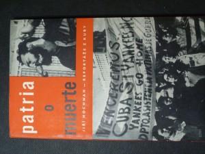 náhled knihy - Patria ó muerte -   Reportáže z Kuby
