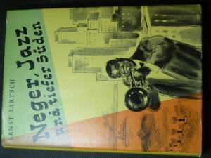 náhled knihy - Neger, Jazz und tiefer Süden