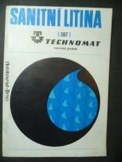 náhled knihy - Sanitní litina. Technomat - 307