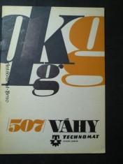 náhled knihy - Váhy. Technomat - 507
