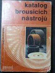 náhled knihy - Katalog brousicích nástrojů (odbor 421)