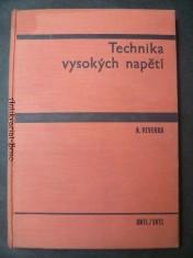 náhled knihy - Technika vysokých napětí