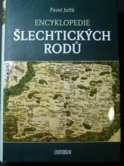 náhled knihy - Encyklopedie šlechtických rodů