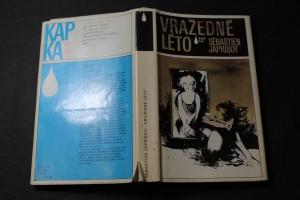 náhled knihy - Vražedné léto