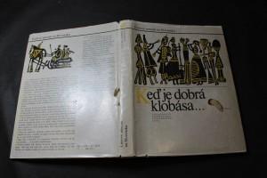 náhled knihy - Keď je dobrá klobása : spomienkové rozprávanie slovenského ľudu