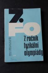 náhled knihy - 7. ročník fyzikální olympiády