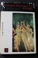 náhled knihy - Italské renesanční novely