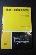 náhled knihy - Konstrukční cvičení II z pozemního stavitelství : učebnice pro 3. ročník SPŠ stavebních