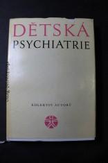 náhled knihy - Dětská psychiatrie pro mediky a lékaře