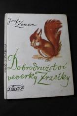 náhled knihy - Dobrodružství veverky Zrzečky : pro děti od 5 let