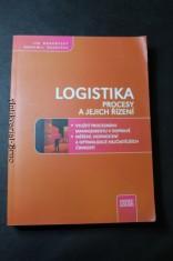 náhled knihy - Logistika : procesy a jejich řízení