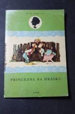 náhled knihy - Princezna na hrášku ; Pasáček vepřů