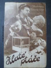 náhled knihy - Zlaté ptáče (ilustrovaný filmový kurýr), č. 90