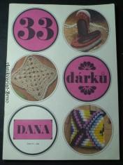 náhled knihy - Dana - 33 dárků