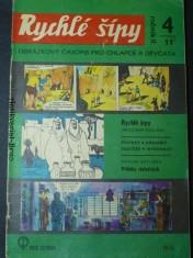 náhled knihy - Rychlé šípy - ročník II. č. 4. (11)