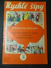 náhled knihy -  Rychlé šípy Jaroslava Foglara, seš. 3