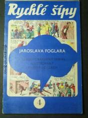 náhled knihy - Rychlé šípy Jaroslava Foglara, seš. 4